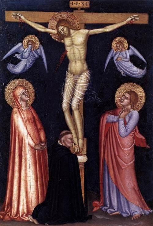 Andrea da Firenze,Crucifixion (1370-77)