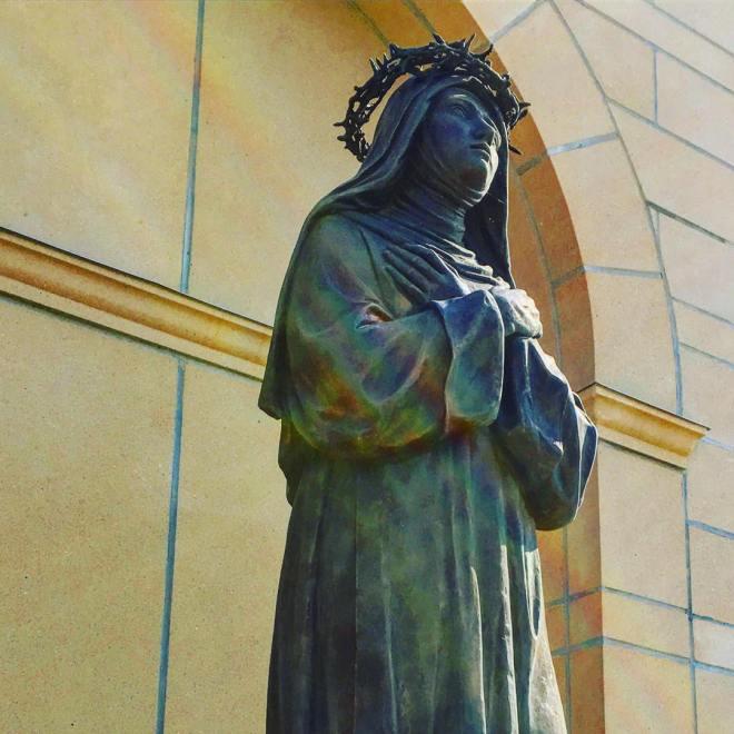 St. Catherine, OP
